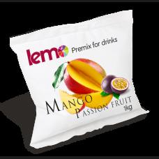 Пюре LEMO Манго-Маракуйя
