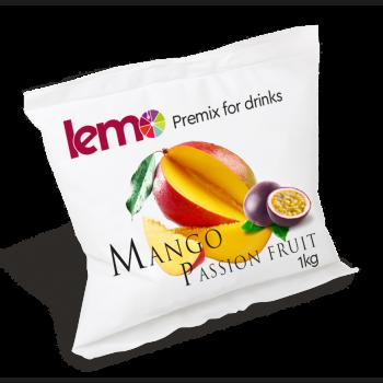 Пюре LEMO Манго-Маракуя
