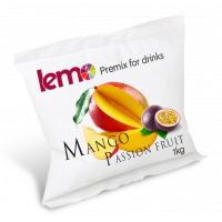 Пюре Lemo Манго-Маракуя з кісточкою