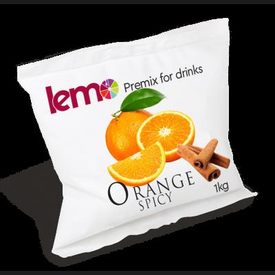 Пюре LEMO Апельсин пряний
