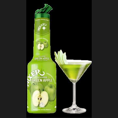 Пюре MIXER Зелене Яблуко